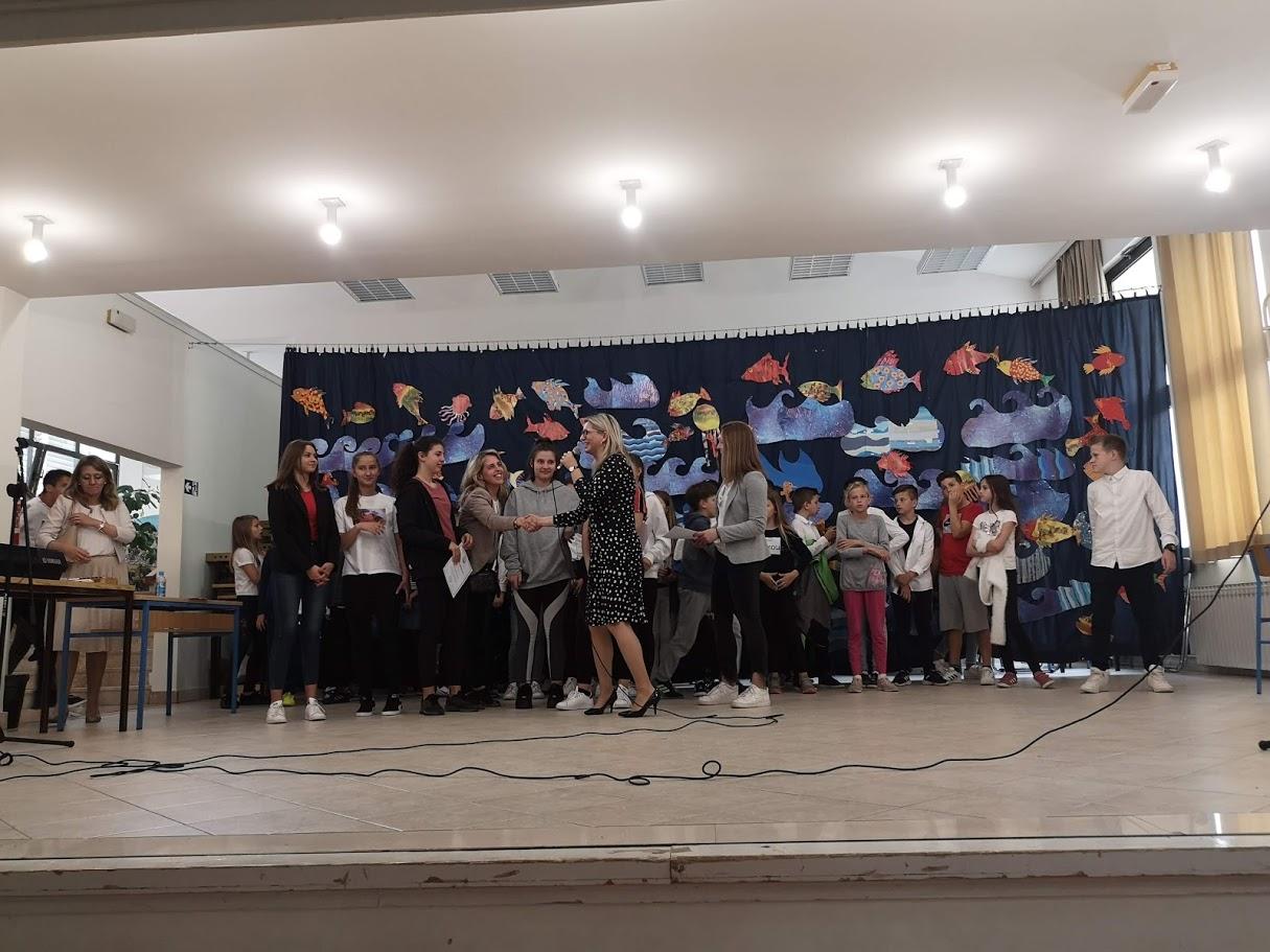 Osnovna škola oca Petra Perice obilježila jubilarnih 20. godina rada