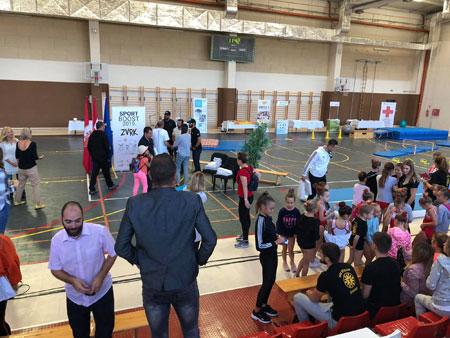 U Supetru uspješno zaključen prvi Zvrk sport boost