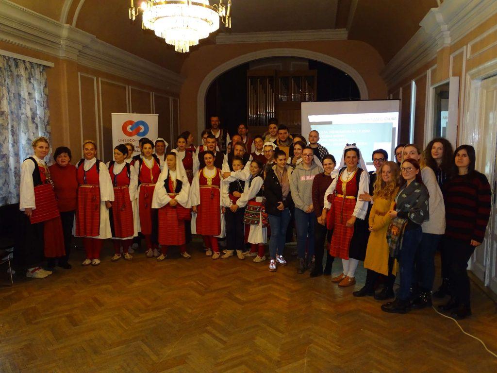 KUD Pleter gostovao na Muzičkoj akademiji Univerziteta u Sarajevu