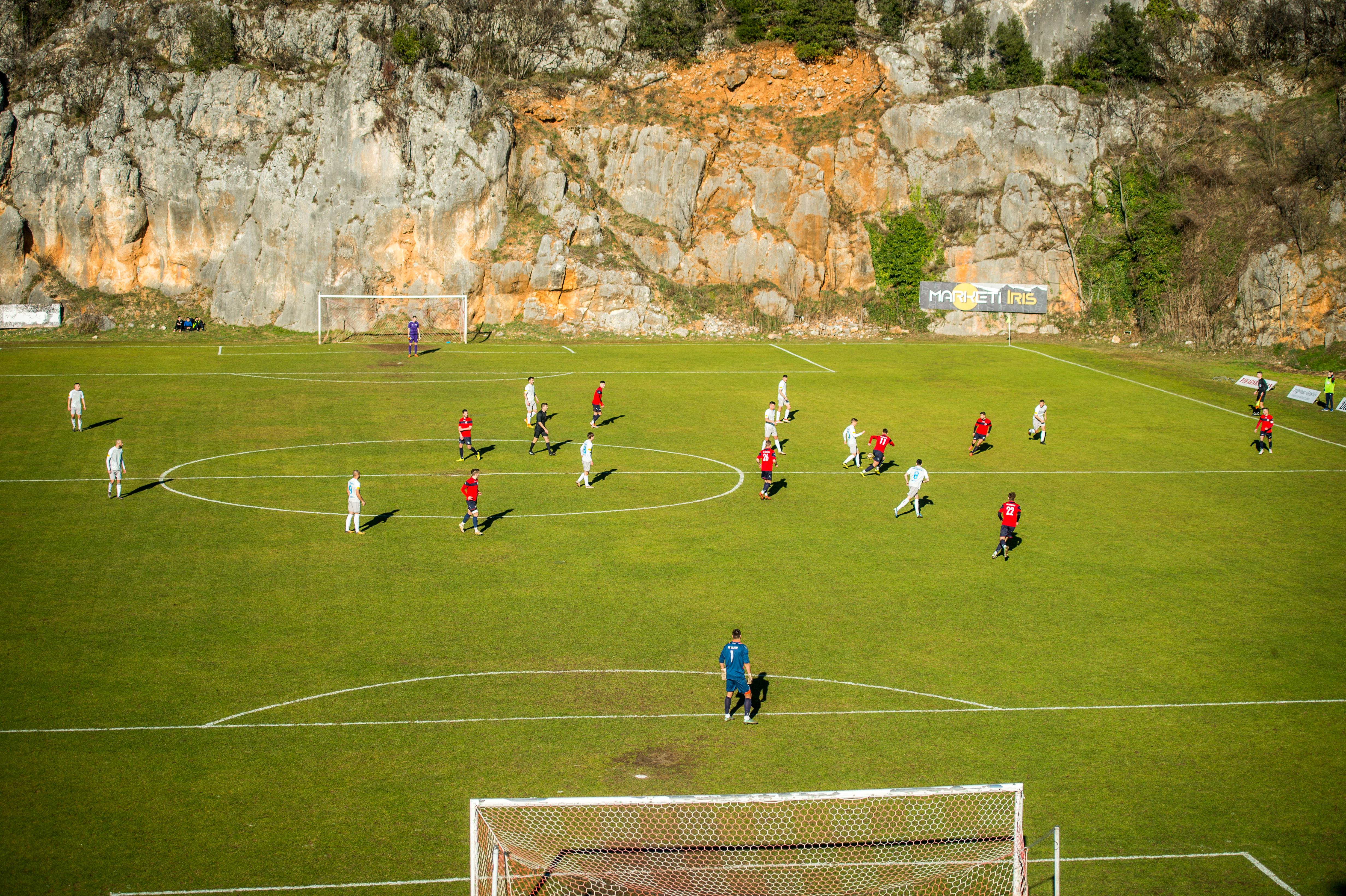 Poraz Imotskog od Croatie u prvom kolu županijskog kupa