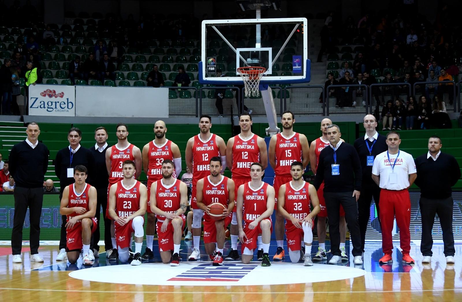 Hrvatski košarkaši slavili na startu kvalifikacija za Europsko prvenstvo