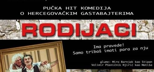 """Hit komedija """"Rodijaci"""" u Makarskoj"""