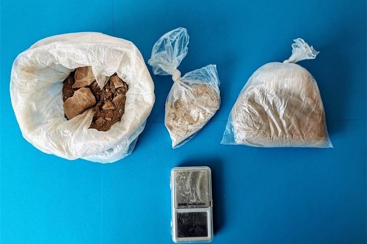 U stanu u Splitu pronađeno više od pola kilograma heroina