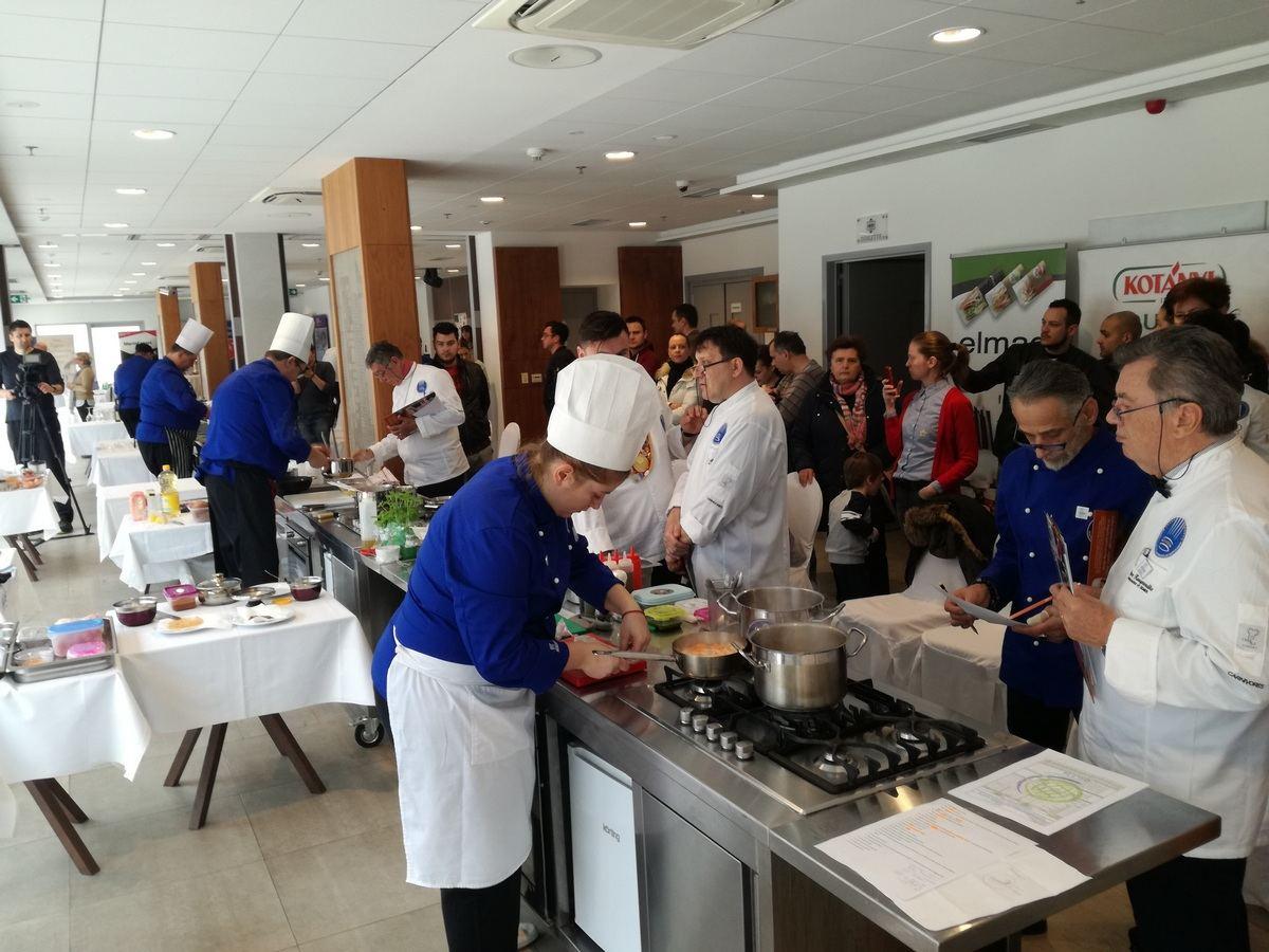 Interregionalni kup kuhara europskih regija u Makarskoj