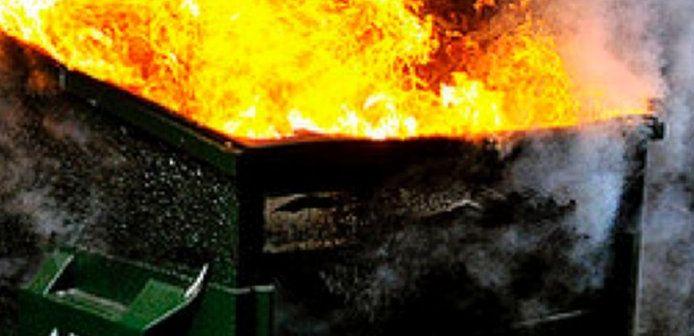 Uhićen 19-godišnjak koji je palio kontejnere po Kaštelima