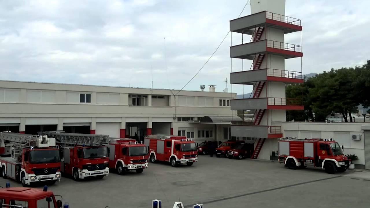 U Splitu na više lokacija gorjeli kontejneri