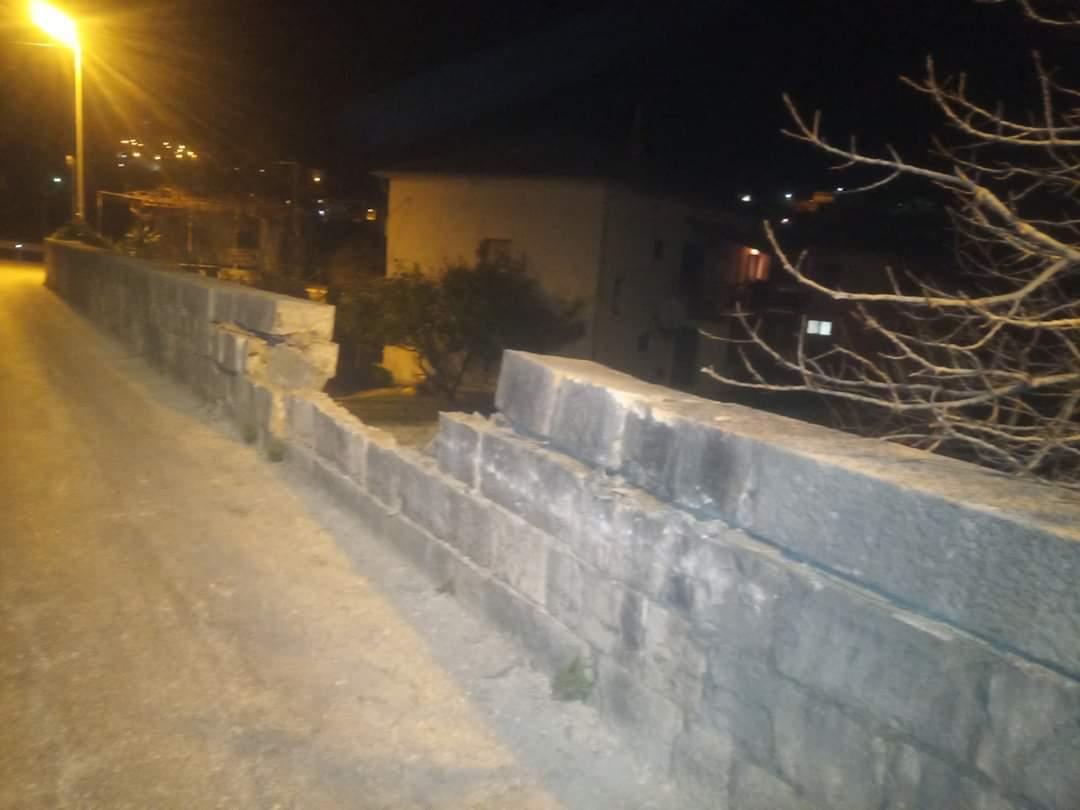 Urušio se povijesni most na Korešnici